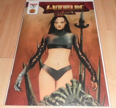 Witchblade Demon (2003) DF Exclusive #1...Published 2003 by Image