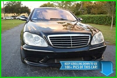 2003 Mercedes-Benz S-Class S55 AMG - SERVICE RECORDS - BEST DEAL ON EBAY 63 S65 E63 E55 M5 E350 BMW E320 M3 S550 S500 745LI 745I LI I 750LI 750I 750