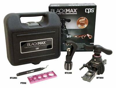 CPS BFT850K Lightweight R-410A Clutch-Type Ecentric Flaring Tool Kit