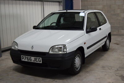 1996 Renault Clio 1.2 Oasis, Genuine 1,241 Miles, Like Brand New...Un-repeatable