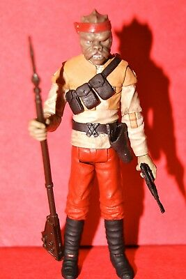Star Wars Vintage Collection Kithaba Skiff Guard Vc56 Red Bandana Loose