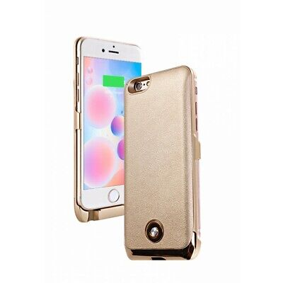Portable Smart Battery Power Charger Charging Case For iPhone 5c 5 5S 6 6S Plus