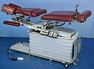 Lloyd Galaxy Ultimate Chiropractic Table Hi-Lo Elevation Table with Warranty