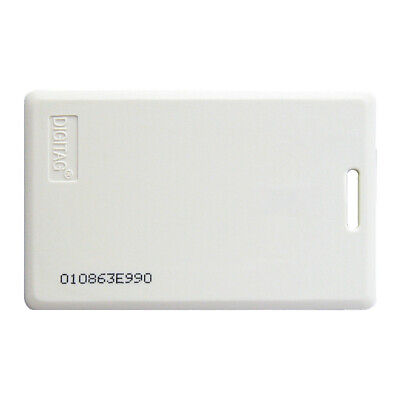 100 Keycards Proximity Prox Card- Works with HID® 125 kHz