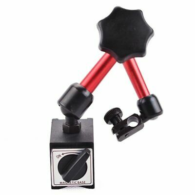 Flexible Magnetic On Off Base Mini Universal Arm Holder Stand Adjustable Tool
