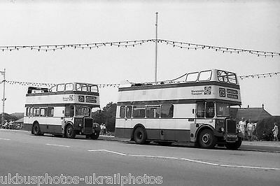 Merseyside PTE 0654 Southport Aug 1984 Bus Photo
