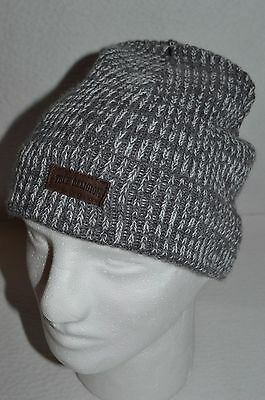 9b4f97738c403 TRUE RELIGION Man s Cashmere Wool Blend LOGO Hat Cap NEW One Size Fits All
