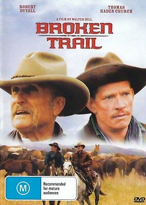 Broken Trail ( Robert Duvall ) - New Region All