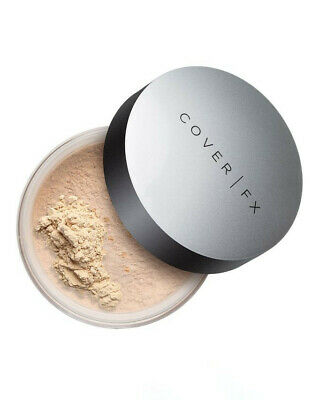 Cover Fx Perfect Setting Powder Translucent Light Brand New In Box Full Size