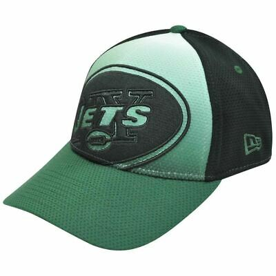 NFL New Era 39Thirty 3930 Gradation New York Jets Stretch Flex Fit M L Hat 8b227dd87