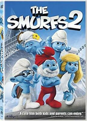 The Smurfs 2 - DVD Region 1 US - Brand New Sealed