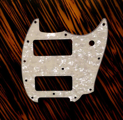 Pickguard for Fender MIM Offset Mustang converts to HS humbucker and single coil
