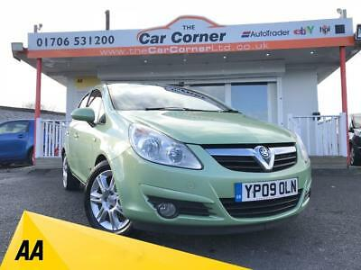 Vauxhall Corsa DESIGN 16V TWINPORT used cars Rochdale, Greater Manchester