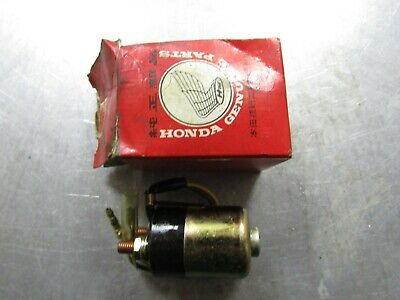 New Old Stock Original Honda Gl1000 Goldwing Starter Solenoid 35850431007
