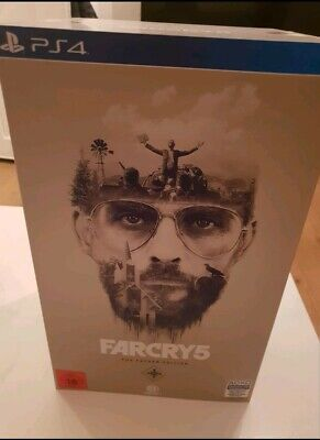 Far Cry 5 - The Father-Edition - PS4 - NEU/OVP - PlayStation 4