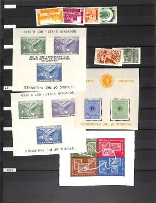 [OP8281] Worldwide lot of stamps on 12 pages - see photos on description