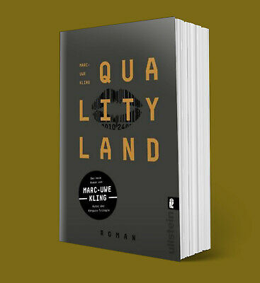 QualityLand - Marc-Uwe Kling - Dunkle Edition - Lieferbar ab 29.03.2019