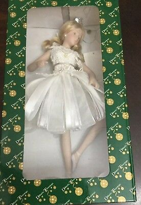 bffe05d334e Dillard s Trimmings Beautiful Vintage Lrg Ballerina Ornament - See Pics    Desc