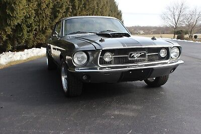 1967 Ford Mustang Restomod Coupe 1967 Ford Mustang Coupe Restomod fuel injected 393 Stroker