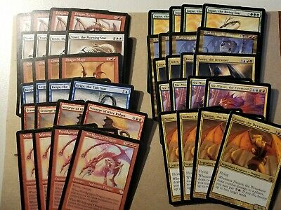 Magic the Gathering - Dragon Collection - 68 cards - Scion Ur-Dragon