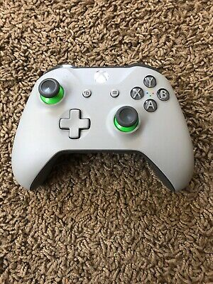 Microsoft Xbox One & One S Wireless Controller Grey & Green