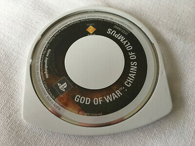 Jeu PSP SONY GOD OF THE WAR: CHAINS OF OLYMPUS Sans boîte
