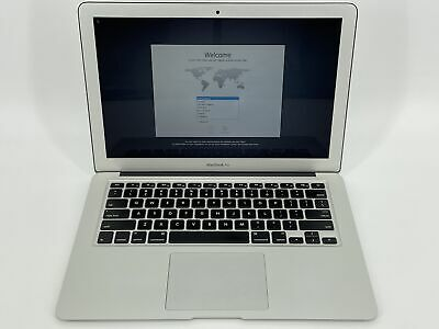 MacBook Air 13 Early 2015 MMGF2LL/A 1.6GHz i5 8GB 128GB Good Condition
