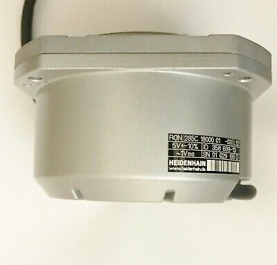 Heidenhain RON 285C 18000 Encoder. Tested and 30 day money back guarantee.