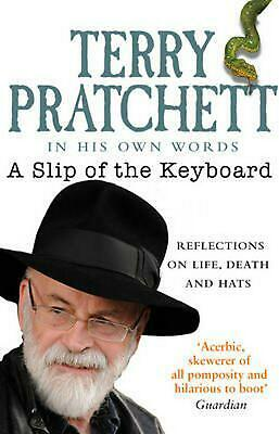 Slip of the Keyboard: Collected Non-fiction by Terry Pratchett Paperback Book Fr