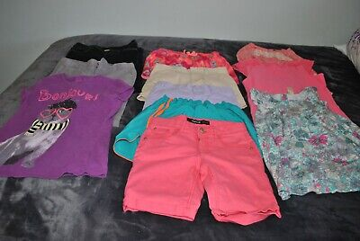 11 Piece Lot - Girls Clothing Size 10