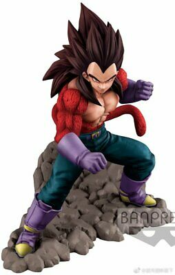 DRAGONBALL Z super saiyan 4 Vegeta  DOKKAN BATTLE 4TH ANNIVERSARY FIGURE Goku