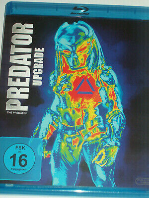 Predator - Upgrade     Blu Ray