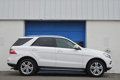 2015 Mercedes-Benz M-Class ML 350 4MATIC® Repairable Rebuildable Salvage Runs Great Project Builder Fixer Easy Fix Save