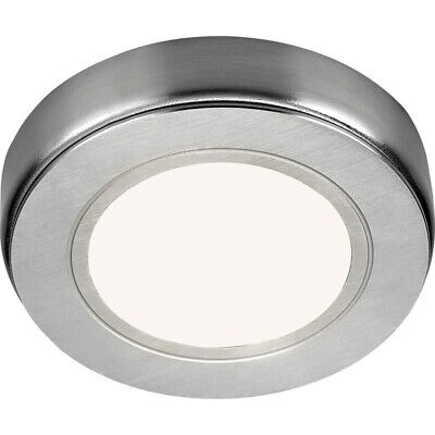 NEW Sensio LED Low Voltage Round Under Cabinet Light 24V Warm White 80lm