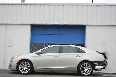 2016 Cadillac XTS Luxury Collection Repairable Rebuildable Salvage Runs Great Project Builder Fixer Easy Fix Save