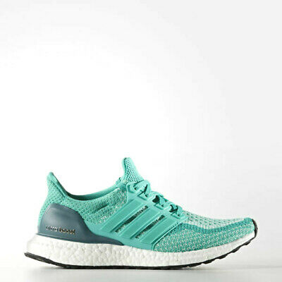 new product be096 6157d Women s Adidas Ultra Boost 2.0 MINT GREEN ICE LIGHT TEAL WHITE AQ5937 sz 6.5