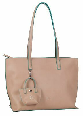 5e201caca2f33 Shopper von TOM TAILOR Denim Elly Schultertasche Damentasche Bag in Beige