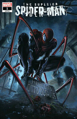 SUPERIOR SPIDER-MAN #1 Clayton Crain Variant Cover Marvel 1st Print New NM