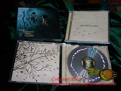 MONO – Hymn To The Immortal Wind // RARE Chinese CD release