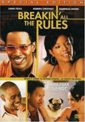 Breakin' All the Rules Dvd