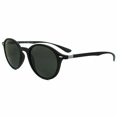 0d2ef2bbc3 Ray-Ban Sunglasses Round Liteforce RB4237 601S58 50MM Black Green Polarized