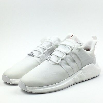 reputable site 5e857 29f9e ADIDAS EQT SUPPORT 93/17 GTX Gore-Tex Cream White Orange Mens Size 11 New  DB1444