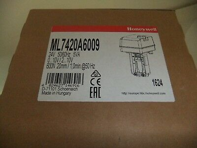 Honeywell Ml7420A6009 Straight Actuator Bnib 2 Available