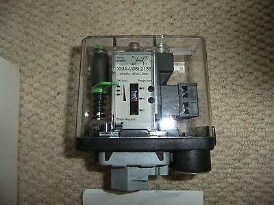 Telemecanique Schneider Electric Differential Pressure Switch