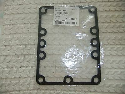 Hitachi Screw Compressor H2087 Terminal Plate Gasket Brand New Sealed
