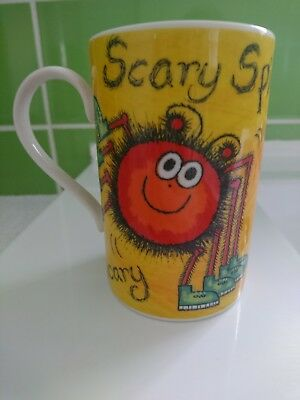 Dunoon Scary Spiders Mug
