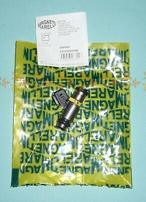 HARLEY DAVIDSON & DUCATI Fuel Injector IWP069 YELLOW GENUINE Magneti Marelli NEW