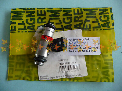 MOTO GUZZI Nevada BREVA V7 Fuel Injector IWP048 RED GENUINE Magneti Marelli NEW