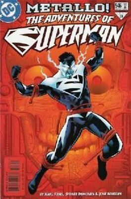 Adventures of Superman (Vol 1) # 546 (VryFn Minus (VFN DC Comics AMERICAN