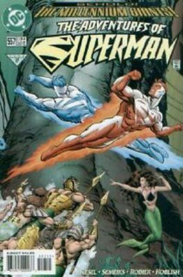Adventures of Superman (Vol 1) # 557 Near Mint (NM) DC Comics MODERN AGE